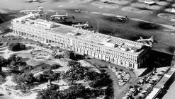 Clássicos da Arquitetura: Aeroporto Santos Dumont / Marcelo e Milton Roberto