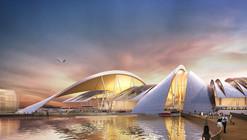 Twelve Architects projetará aeroporto para a Copa de 2018 na Rússia