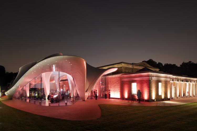 The Serpentine Sackler Gallery Zaha Hadid Architects