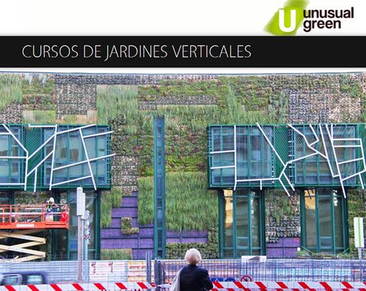 Curso de Jardines Verticales / Unusual Green