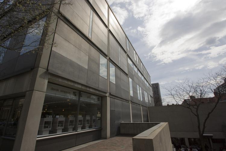 O Mito da Criatividade em Arquitetura / Edson Mahfuz, Yale Center for British Art, Louis Kahn. © Ani Od Chai