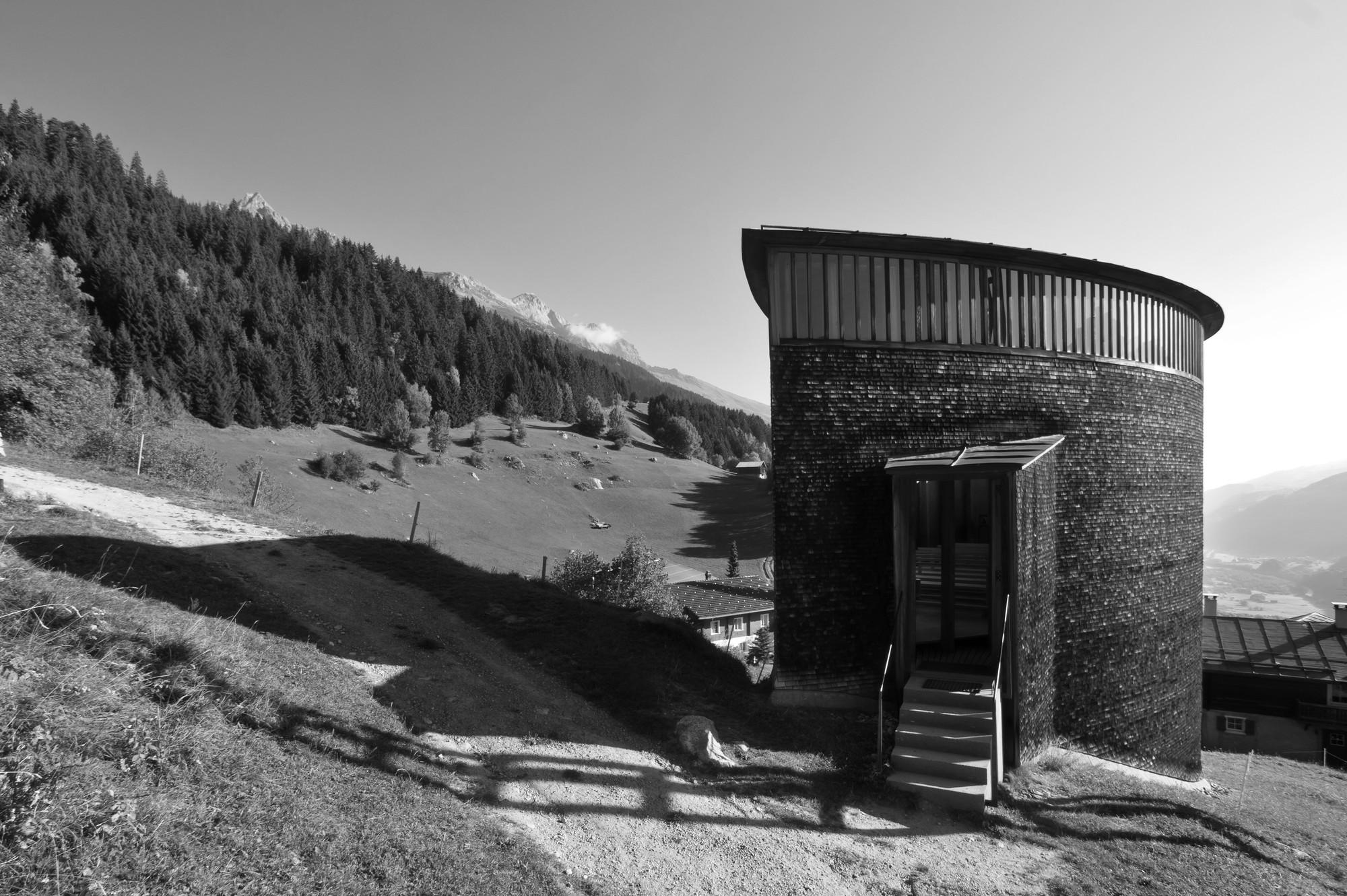 Clásicos de Arquitectura: Capilla de San Benito / Peter Zumthor, © Felipe Camus