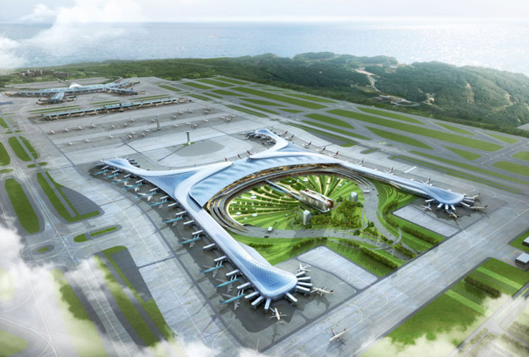 Incheon International Airport   Terminal 2 / Gensler, Courtesy Of Gensler