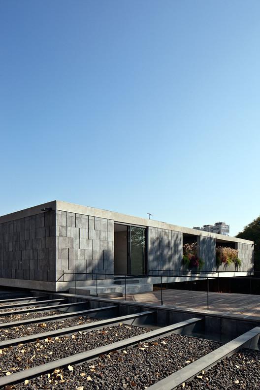 Casa fuentes dmp arquitectura plataforma arquitectura - Amutio y bernal arquitectos ...