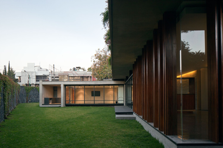 Casa Fuentes / DMP Arquitectura, © Onnis Luque