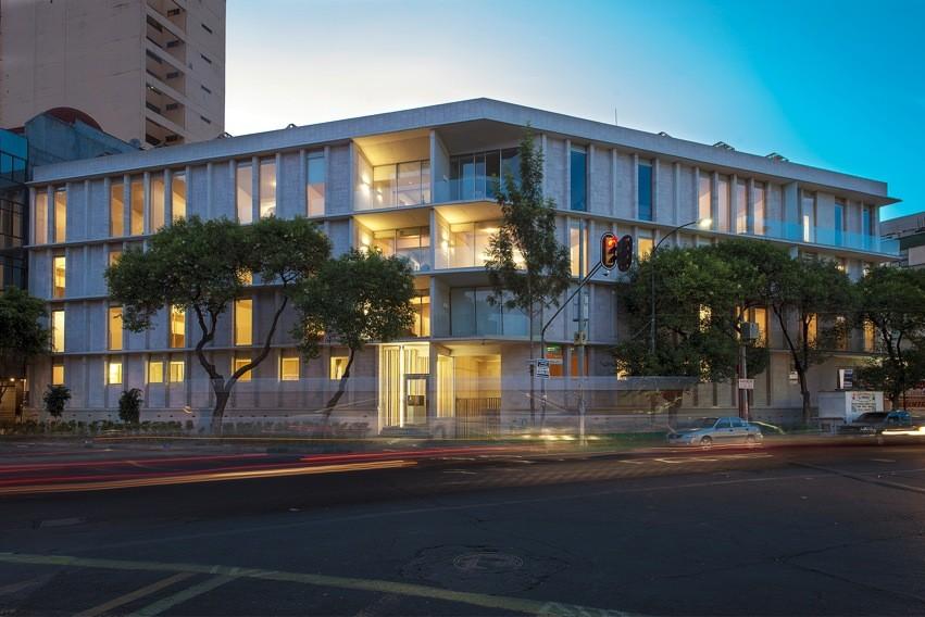 Medalla de Oro de la Primera Bienal de Arquitectura de la Ciudad de México / MOCAA Arquitectos, Cortesía CAMSAM