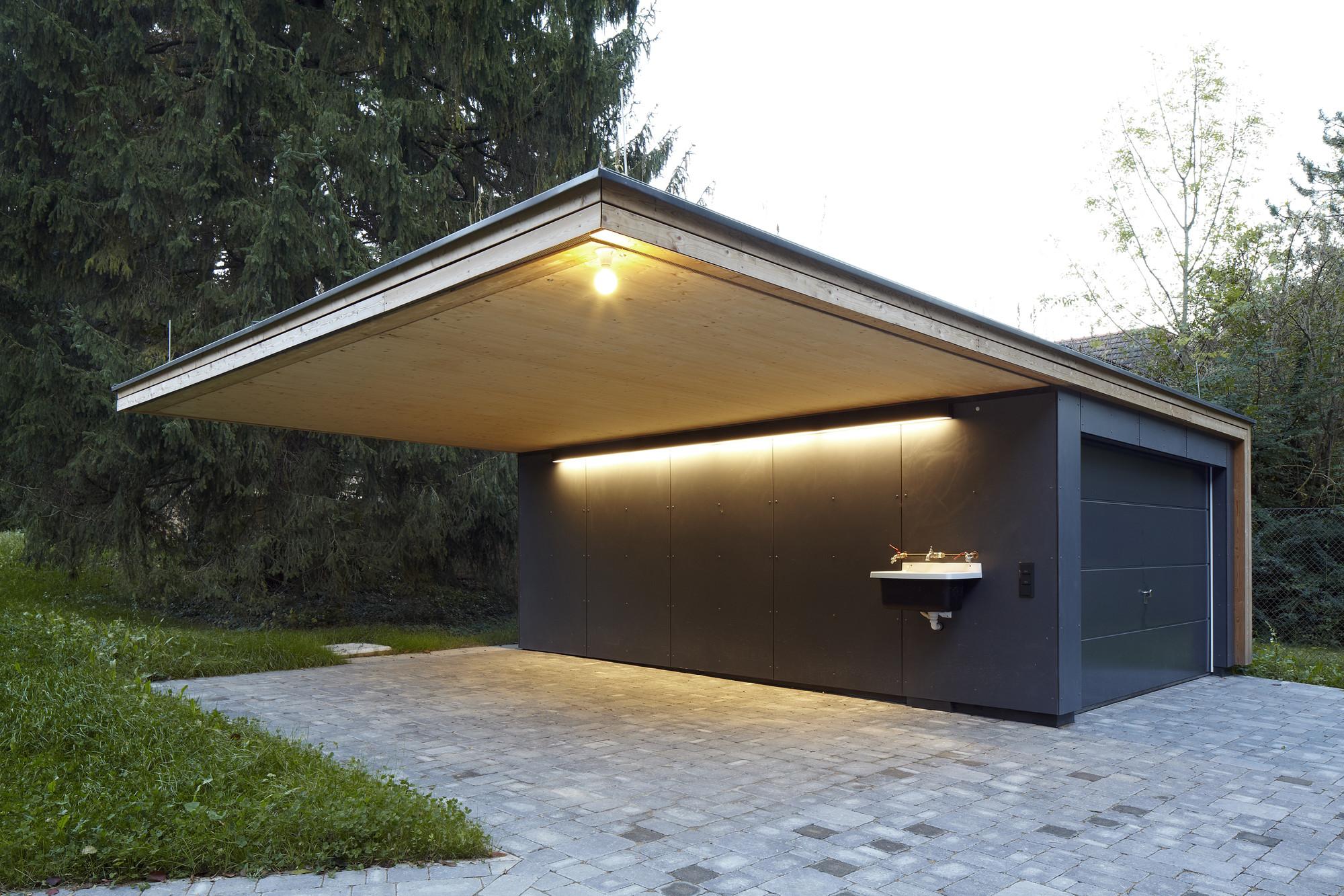 Galeria De Casa Hainbach Moosmann 10