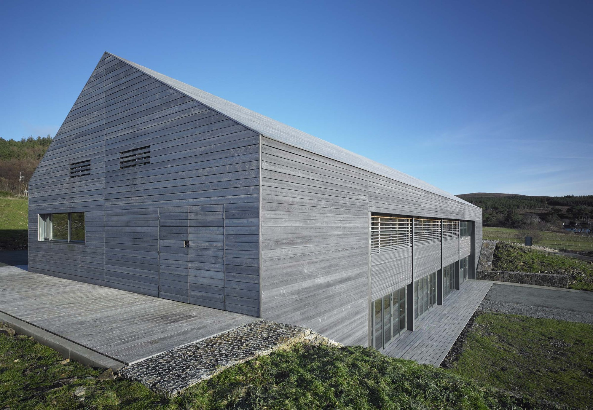 Raasay Hall / Dualchas Architects, © Andrew Lee