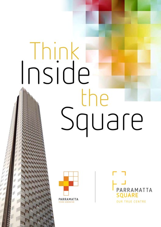 Parramatta Square Design Competition
