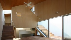House at Akatsuka / atelier HAKO architects