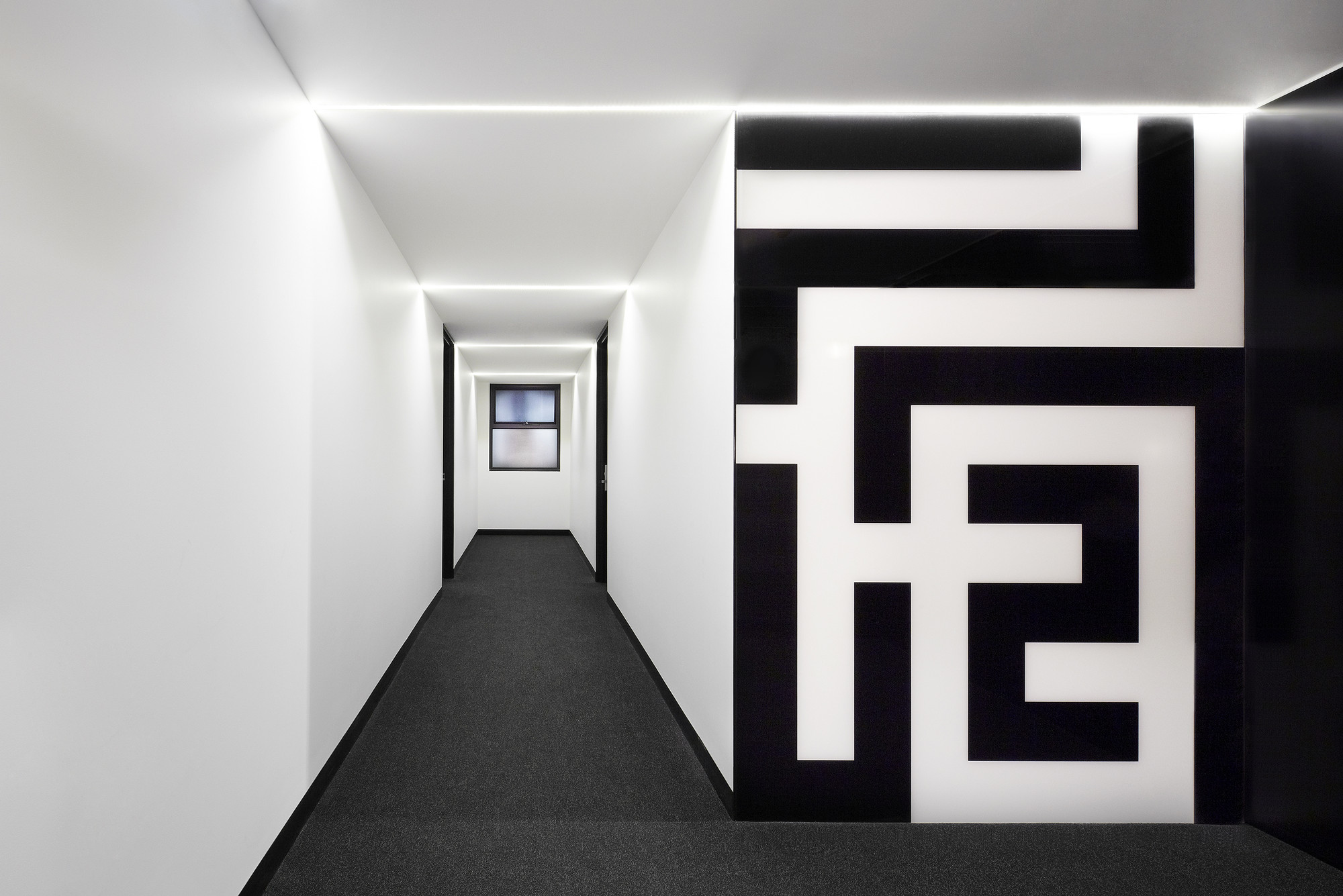 Gallery Of The Maze Apartments Cht Architects 9