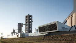 Cement Plant in Szentlőrinc / MHM Architects