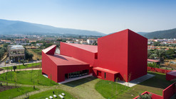 Casa das Artes / Future Architecture Thinking