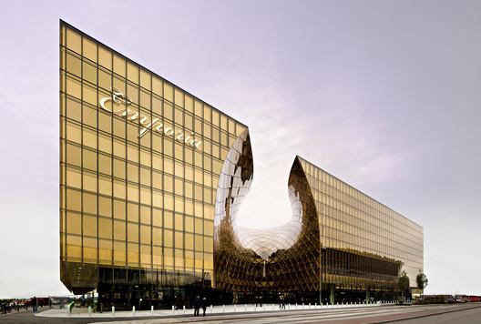 Shopping winner: Emporia, Sweden by Wingårdh Arkitektkontor