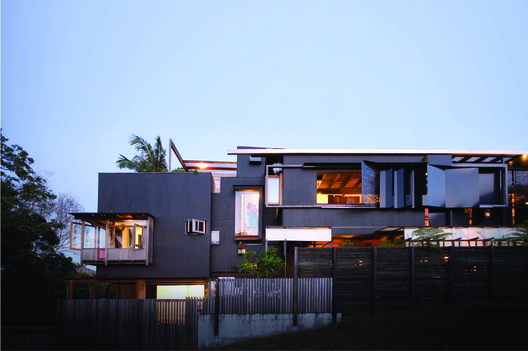 House winner: The Left-Over-Space House, Australia by Cox Rayner Architects
