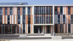 Escola de Segundo Grau Lycée Albert Einstein / NBJ Architectes + François Privat
