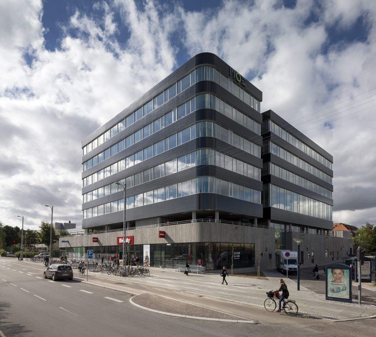 New Landmark in Copenhaguen / schmidt hammer lassen architects, © Adam Mørk