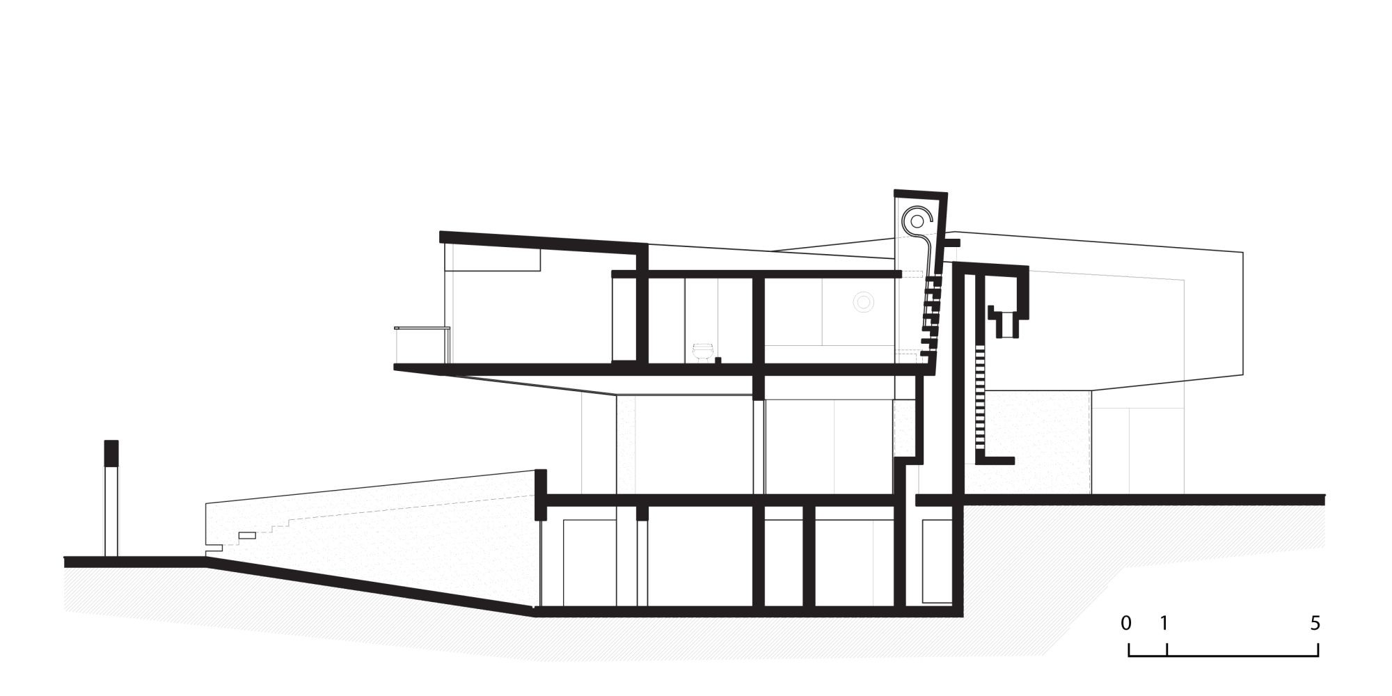 A House Forever Longhi Architects Archdaily