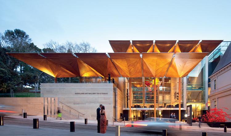 Edifício do Ano: Auckland Art Gallery Toi o Tamaki / FJMT + Archimedia, Auckland Art Gallery Toi o Tamaki / FJMT + Archimedia