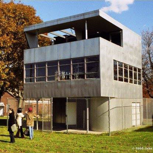 Historic New York City House Seeks Permanent Home, Courtesy of The Aluminaire House Foundation