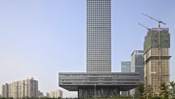 Oficinas Shenzhen Stock Exchange / OMA