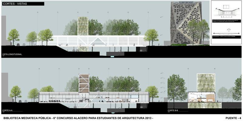 Galer a de resultados vi concurso alacero de dise o en - Alzado arquitectura ...