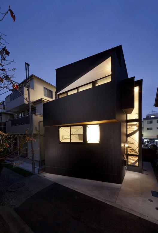 Courtesy of atelier HAKO architects