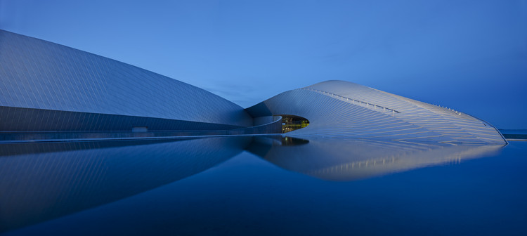 The Blue Planet / 3XN, © Adam Mõrk