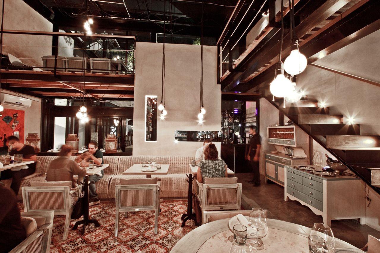 Nectar Restaurant,© David Cervera
