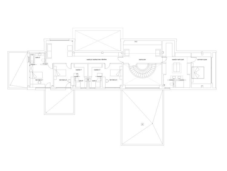 Casa en la bilban a foraster arquitectos archdaily m xico - Foraster arquitectos ...