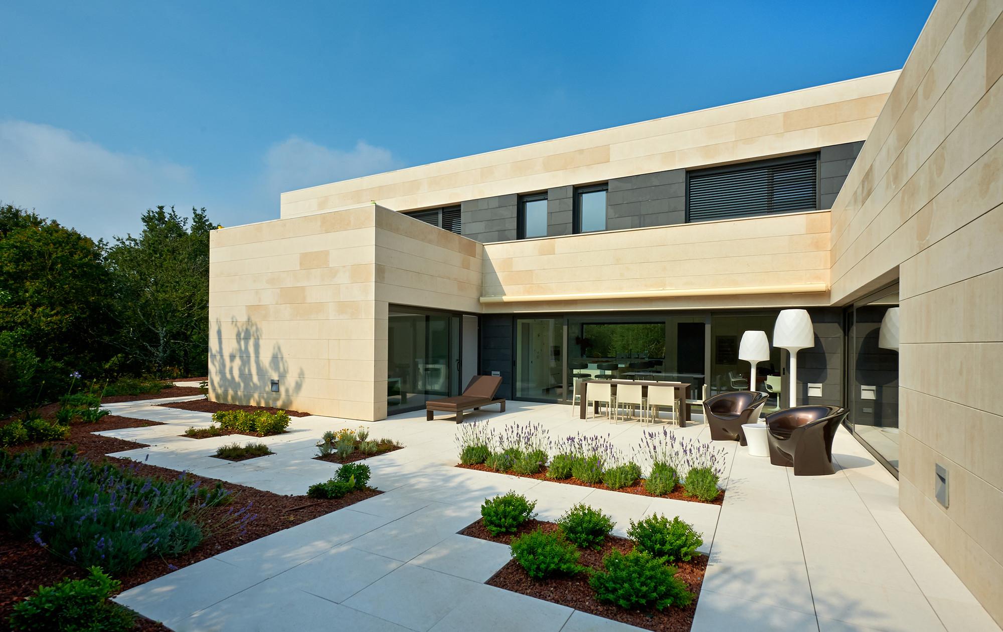 Galeria de casa em la bilban a foraster arquitectos 3 - Foraster arquitectos ...