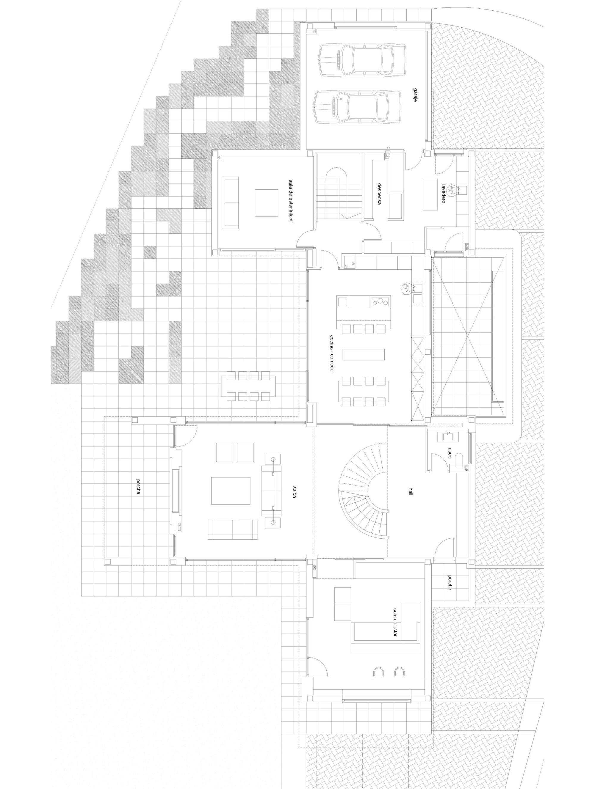 Galer a de casa en la bilban a foraster arquitectos 18 - Foraster arquitectos ...