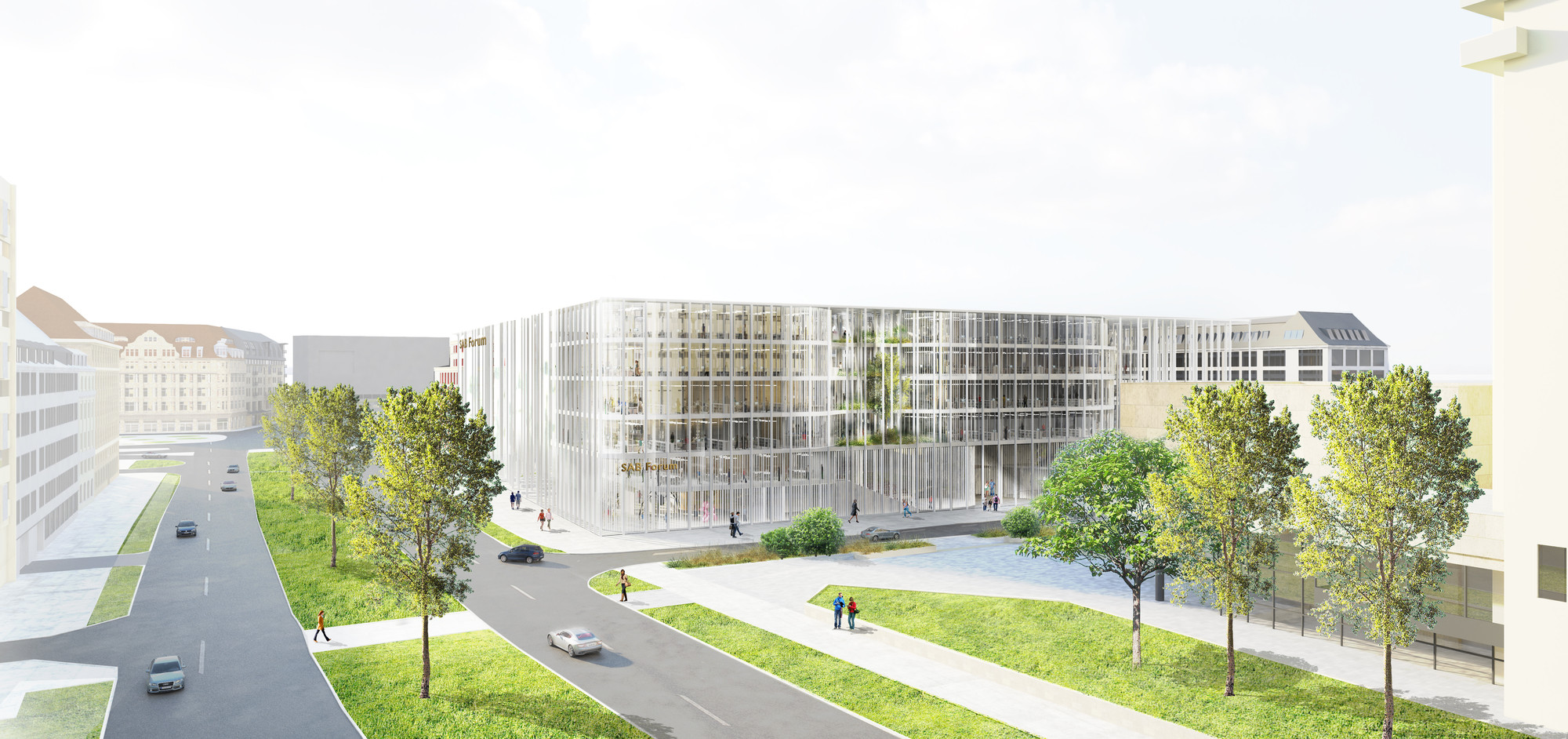 Gallery of acme wins sab design competition in germany 4 for Designhotel leipzig