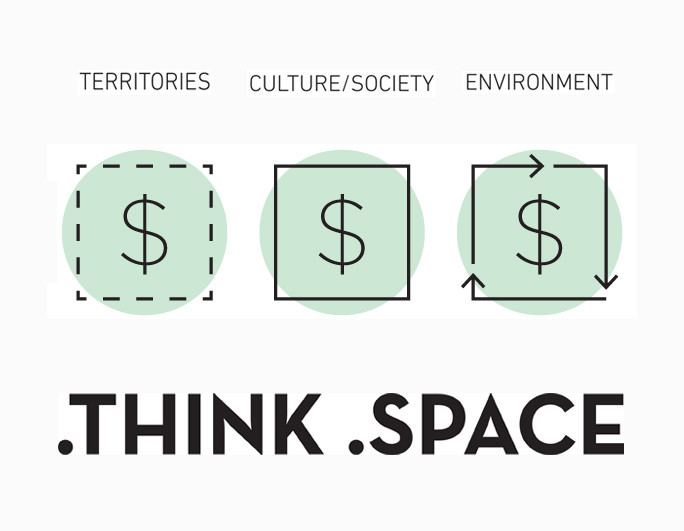 Think Space announces 2013/14 Cycle Theme: MONEY / First Competition on the Cycle: TERRITORIES, Courtesy of Think Space