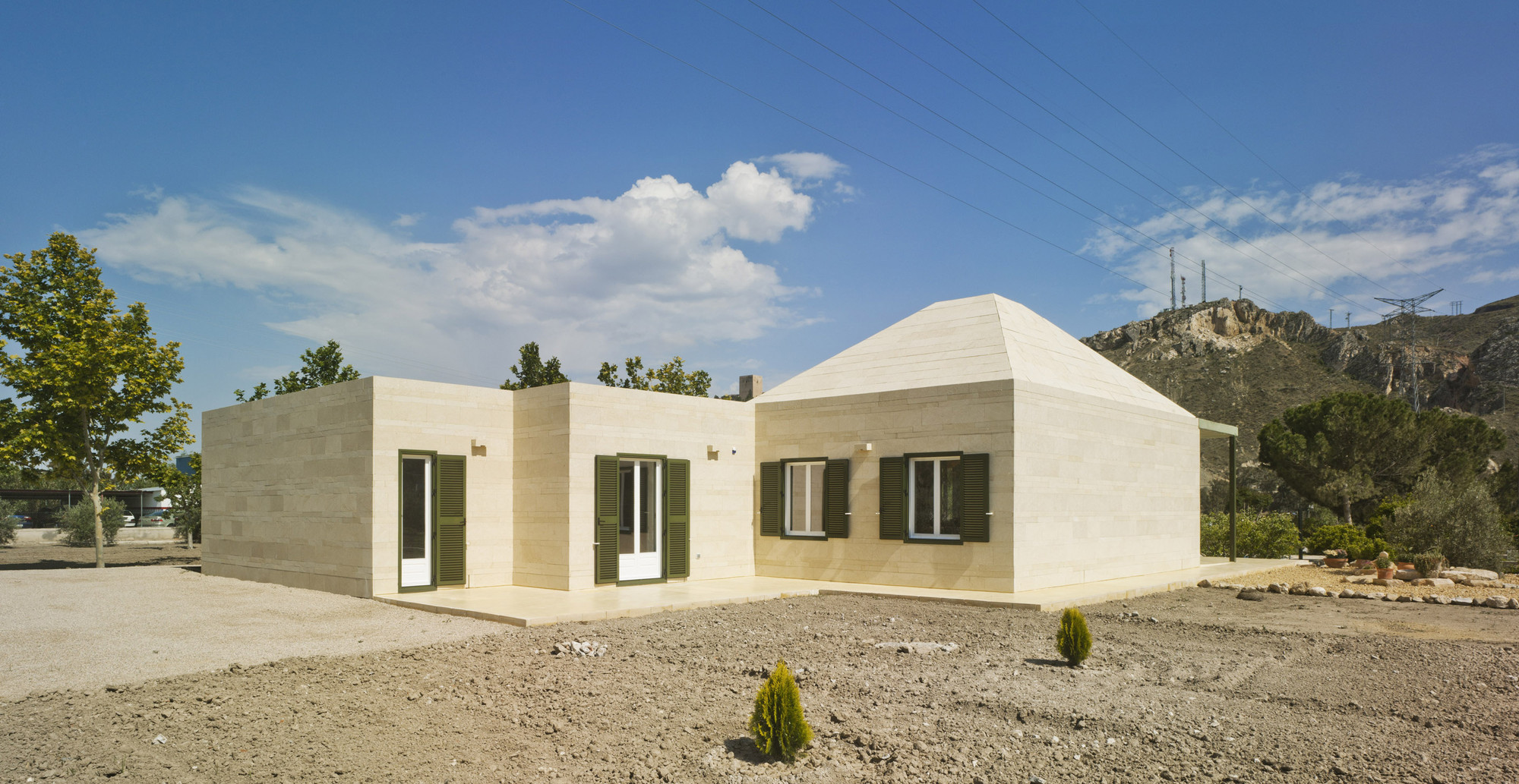 Elvira House / Pepa Díaz, © David Frutos Ruiz