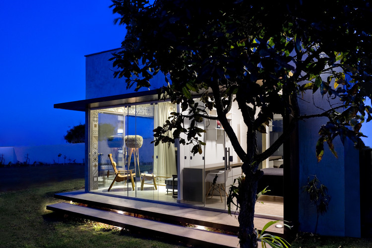 Box House / 1:1 arquitetura:design, © Edgard Cesar
