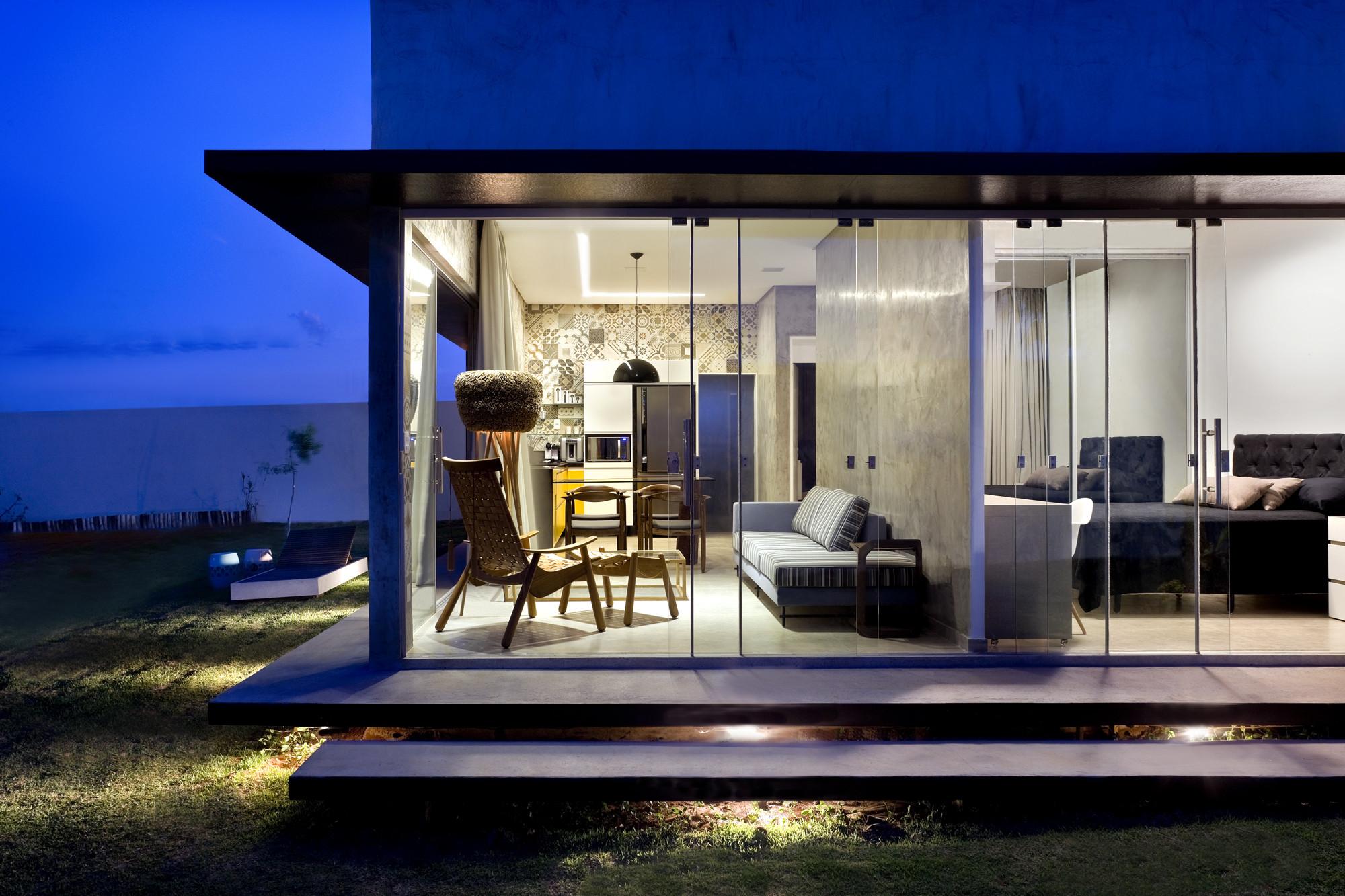 gallery of box house 1 1 arquitetura design 6 rh archdaily com