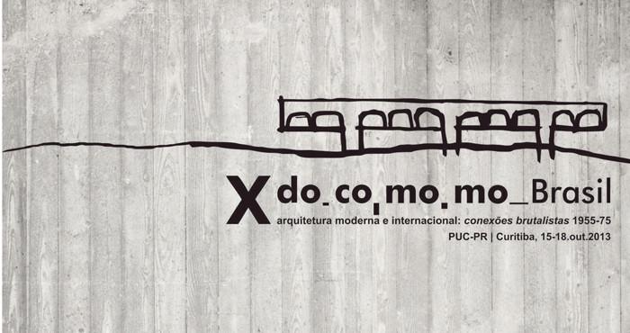 X DOCOMOMO Brasil começa na próxima terça-feira em Curitiba com a presença de conferencistas internacionais convidados
