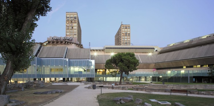 The Marseille History Museum / Carta Associés, © Carta Associés / Studio Adeline Rispal - photo Serge Demailly