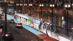 RTKL to Debut Smart Transit Hub Proposal
