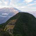 Choquequirao. Via Flickr CC User. Image © Danielle Pereira