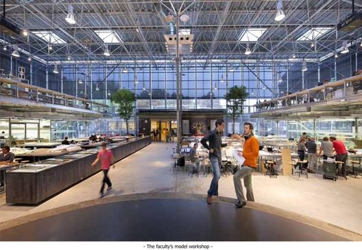 Faculty Workshop. Image Courtesy of www.urbanism.tudelft.nl