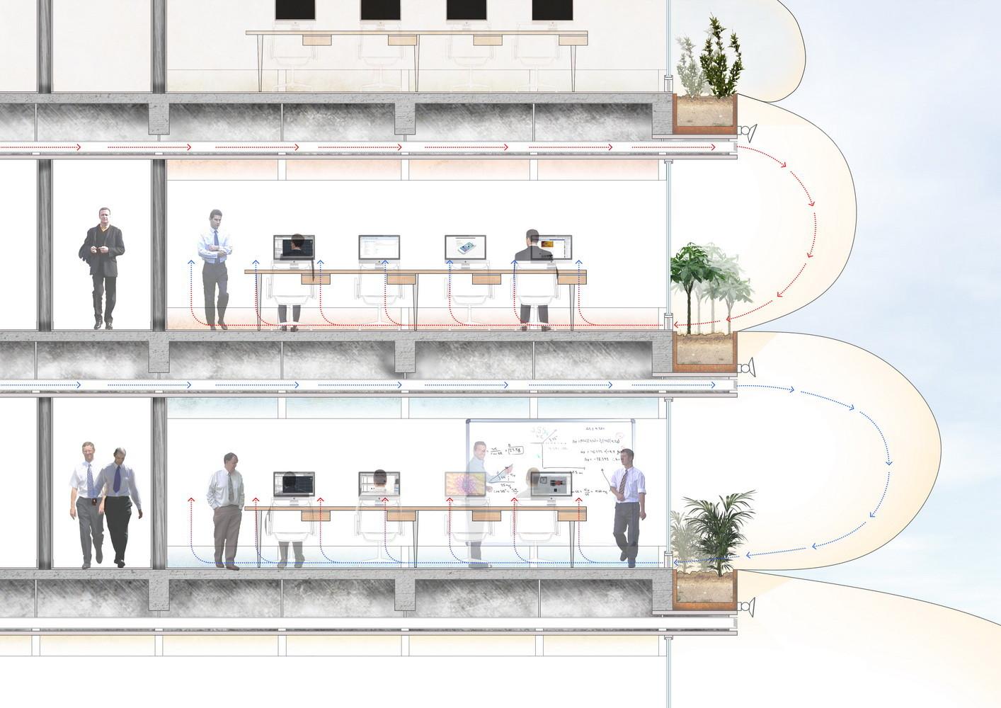 How To Design Floor Plans Gallery Of Bubble Building 3gatti Architecture Studio 8