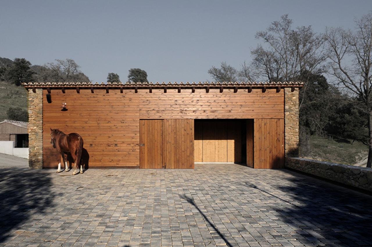 Zona Annexa Masia Redortra / a0010 Arquitectura i Disseny, © Miquel Murcia