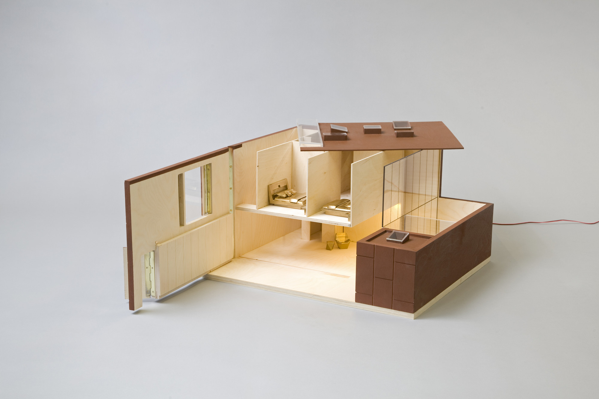 Gallery Of Dolls House Designs For Kids Unveiled 9