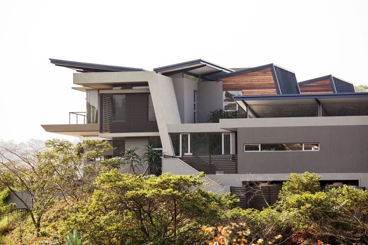 Albizia House / Metropole Architects | ArchDaily on south tv, south sa, south be,