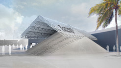 Pavilhão Design Miami / formlessfinder