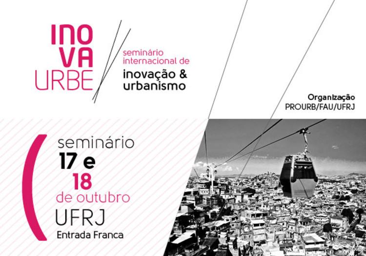 """Seminário """"Favela e Periferia: estratégias de intervenção em áreas de interesse social"""", na FAU-UFRJ"""