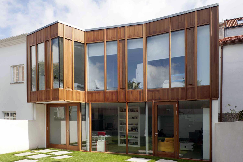 House Refurbishment in Silleda / terceroderecha arquitectos , © Baku Akazawa