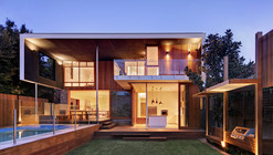 Castlecrag Residence / CplusC Architectural Workshop